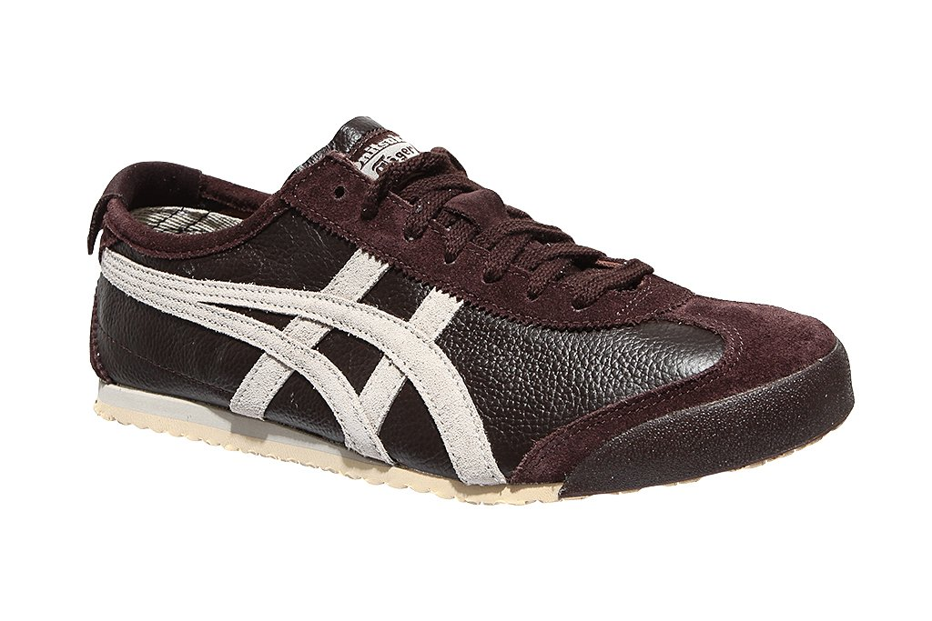Onitsuka Tiger Mexico 66 Vin Coffee Feather Grey  Gr. 46,5 (US 12)|Coffee/Feather Grey