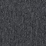Koeckritz Carpet Stair Treads 27'' x 9''-Gray-Set of 13