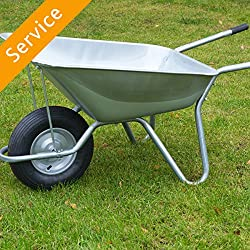 Wheelbarrow or Garden Wagon Assembly