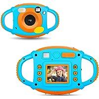 Cámara de vídeo Digital para niños, cámara Digital HD 1.77 HD a Color, cámara de 5 MP para niños