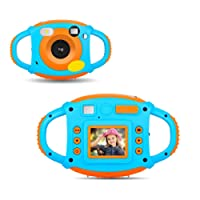 Kids Camera Childrens HD Digital Camera Kids Digital Video Camera 1.77 HD Color Screen 5 MP Beautiful Camera for Kids