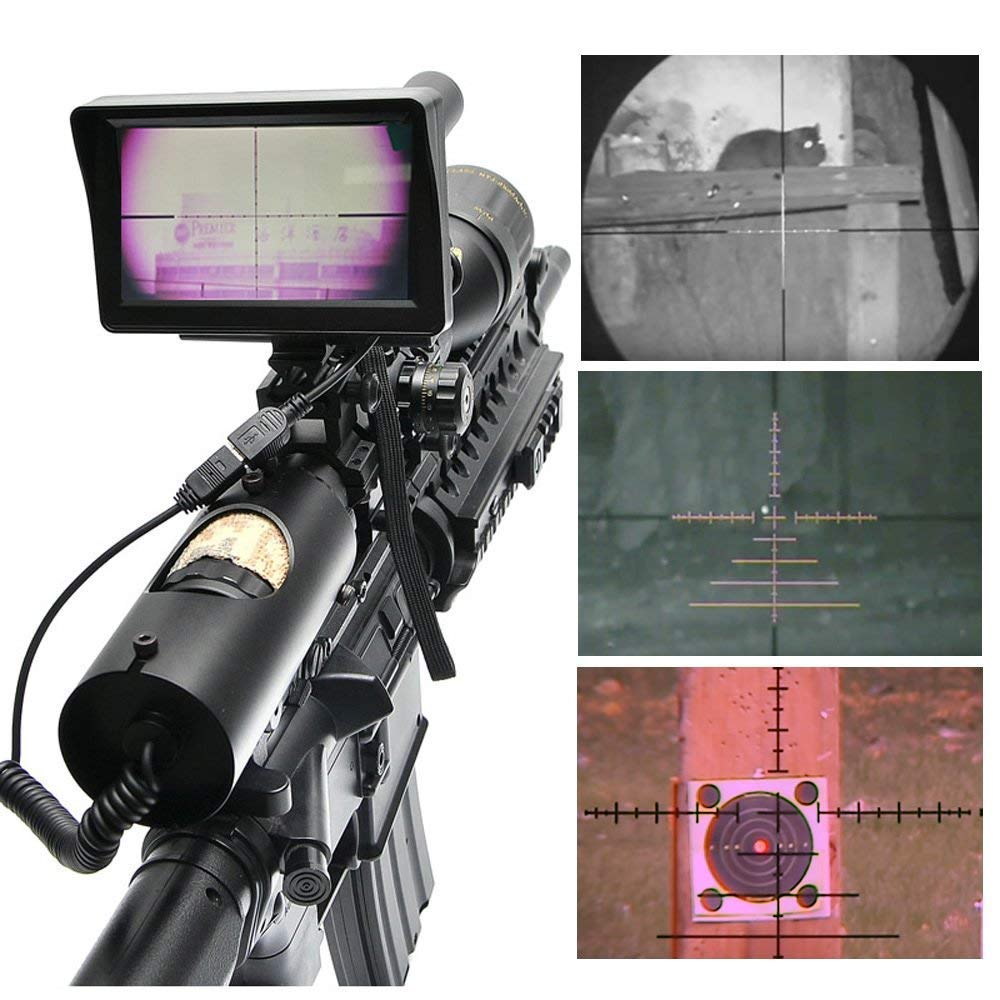sighting in night vision