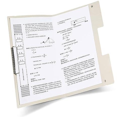 Zhixuan - 2 clips de papel para prueba de estudiantes ...