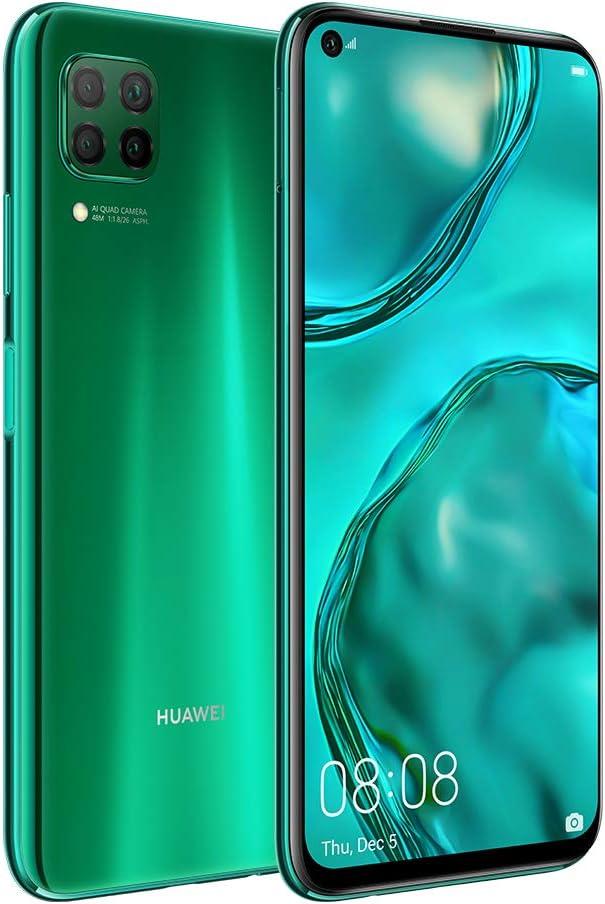 هواوي نوفا 7i بشريحتي اتصال - 128 جيجا، 8 جيجا رام، شبكة الجيل الرابع ال تي اي، اخضر كراش