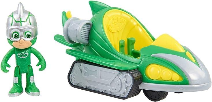 PEQUETREN PJ Masks Vehículos Turbo Blast Bandai 24975 ...