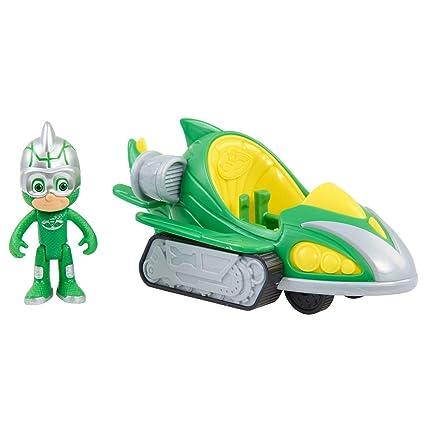 PEQUETREN PJ Masks Vehículos Turbo Blast Bandai 24975