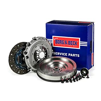 Solid Flywheel Clutch Conversion Kit HKF1057 Borg /& Beck Set Quality Replacement