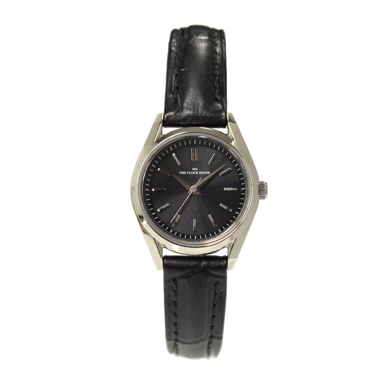 [ザクロックハウス] THE CLOCK HOUSE 腕時計 ビジネスフォーマルシリーズ ソーラー LBFSH1701-02 レディース B06WGQC5RG
