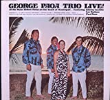 George Paoa Trio Live! at the Maui Hotel on the Beach at Kaanapali