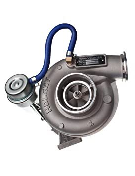 Turbo hx30 W Turbocompresor 4050220 4050221 4050224 para motor de Cummins 4BT: Amazon.es: Coche y moto