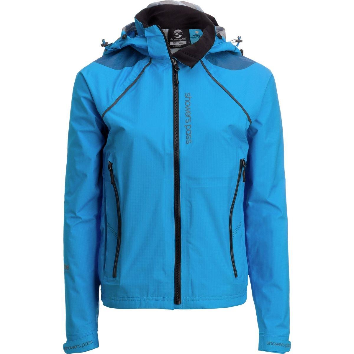 Showers Pass Refuge Jacket – Women 's B0767JJJ91 Large|ブルー(Pacific Blue) ブルー(Pacific Blue) Large