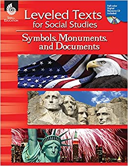 Book Leveled Texts for Social Studies: Symbols, Monuments, and Documents