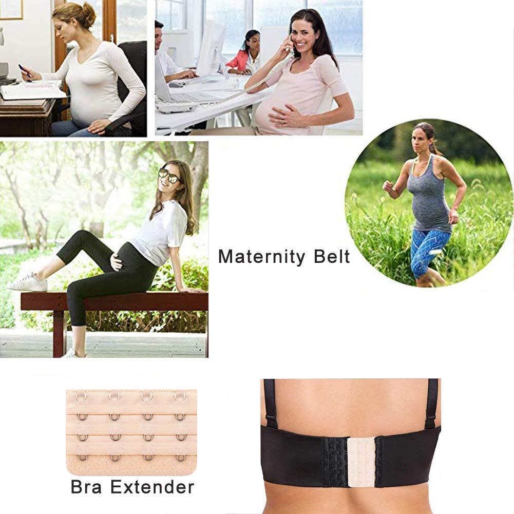 Amazon.com: Cinturón de maternidad 2.0 – Cinturón para el ...