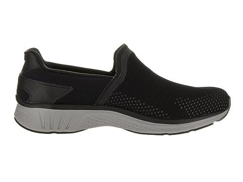 30d5e059b9 Skechers Performance Go Walk Sport Energy Mens Slip On Slipper 54140 BKGY  Chaussures et Sacs Chaussures homme