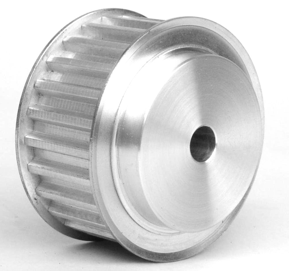 F Ametric 1-081 1.25 Inch Outside Diameter , Dp .25 Inch +//-1//16 Pilot Bore d 20 Teeth De Ametric 20XL037 Aluminum ANSI Timing Pulley with Flange 1.27 Inch Pitch Diameter 0.5625 Face Width