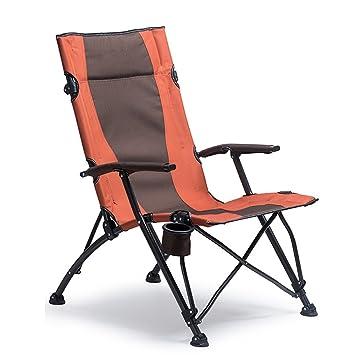 ZCJB Chaise Pliante En Plein Air Portable Dossier De Peche Camping Loisirs Siesta