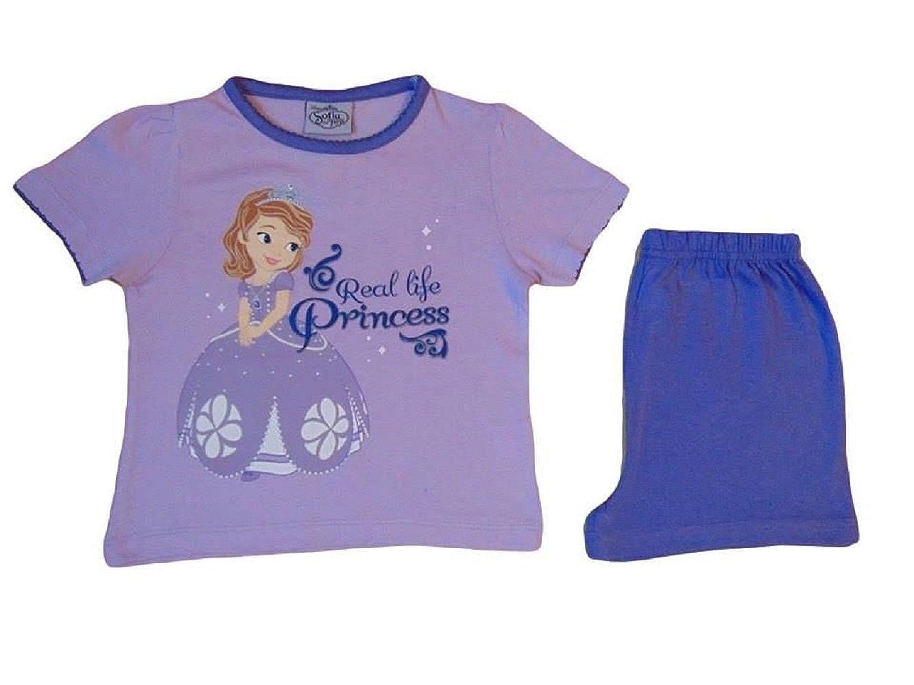 Girls Sofia the First Shortie Pyjama
