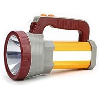 Anlook Strong Bright 6000 Lumen Rechargeable LED Spotlight Flashlight