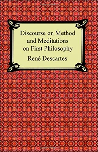descartes sixth meditation essay René descartes, in his work of meditation on  analysing descartes meditation on first philosophy  if you are the original writer of this essay and no.