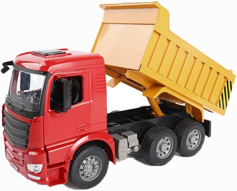 juguete Accesorios Camiones construcción de vehículos Carro del Tractor de Remolque de Tractor motocultor Camiones for los niños