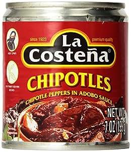 La Costena Pepper Chipotle,7 oz