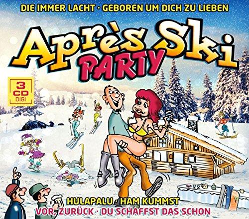 Price comparison product image Après Ski Party (inkl. Hulapalu,  Ham kummst,  Du schaffst das schon,  uvm.)