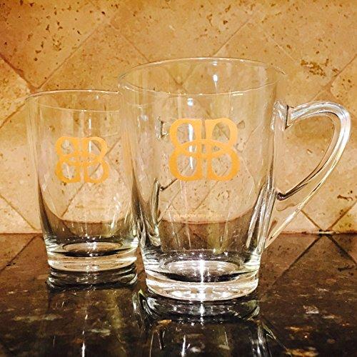 Bailey's Irish Coffee Glasses (Set of 2)