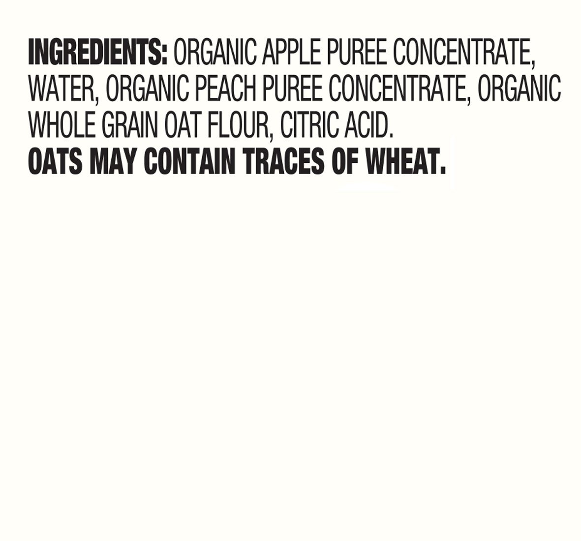 Earth's Best Organic Stage 2 Baby Food, Apple Peach and Oatmeal, 4.2 oz. Pouch (Pack of 12) by Earth's Best (Image #4)