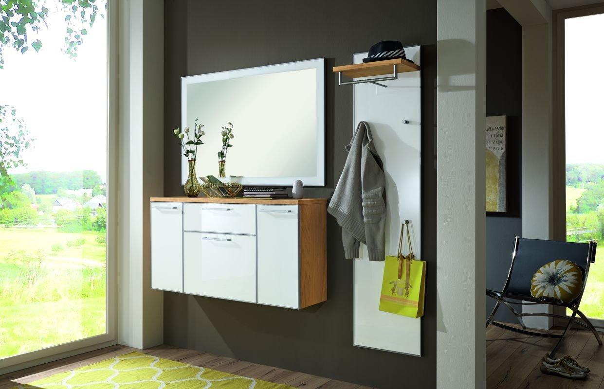 Voss-Möbel Dielenprogramm VENTINA Set 3, ca. 175cm in der Farbe Taupe