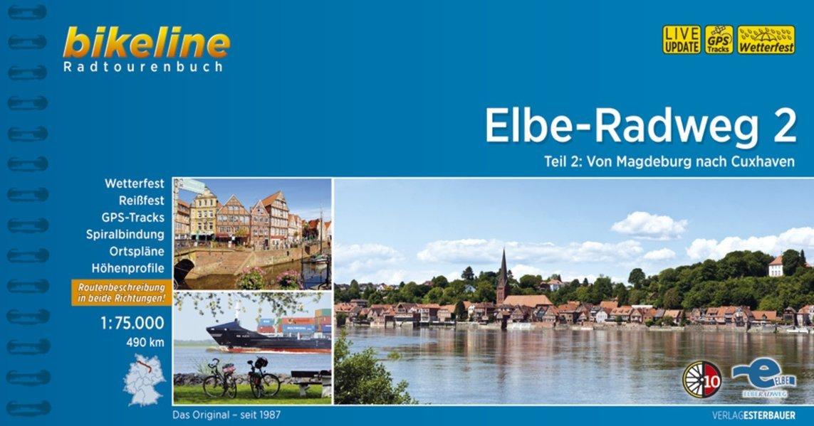 Elbe Radweg 2 Magdeburg - Cuxhaven: BIKE.155 PDF