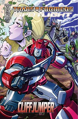 Transformers: Spotlight - Cliffjumper