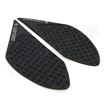3D Rubber Tank Traction Pad Side Gas Knee Grip Protector for YAMAHA YZF R1 2004-2006