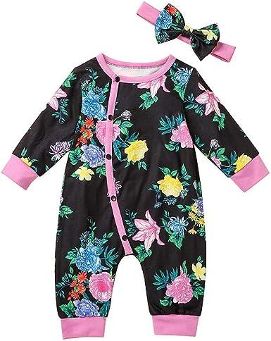 JKstore - Conjunto de pijama de manga larga para bebé, diseño ...