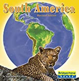 Describes the continent of South America, including its climate, landforms, plants, animals, countries, and people.