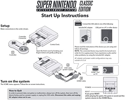 Cool Amazon Com Super Nes Classic Video Games Wiring Digital Resources Xeirawoestevosnl