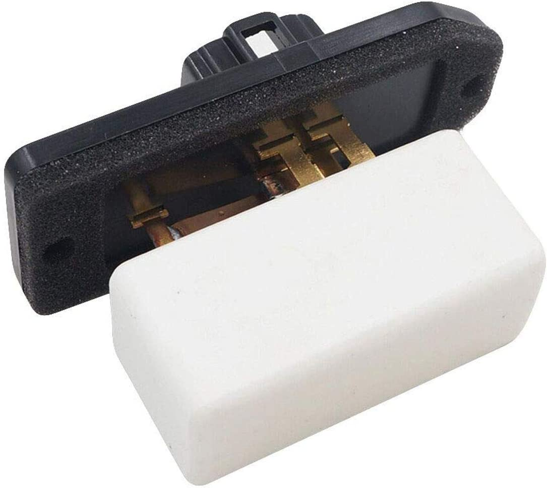 SODIAL HVAC Blower Motor Fan Resistor AC Heater Relay 973-020 4720278 68004241AA 5012212AA for 1994-2008 Ram 1500 2500 for Concorde,for Grand Cherokee 1993-2017