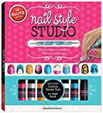 creative painting ideas Klutz Nail Style Studio Book Kit