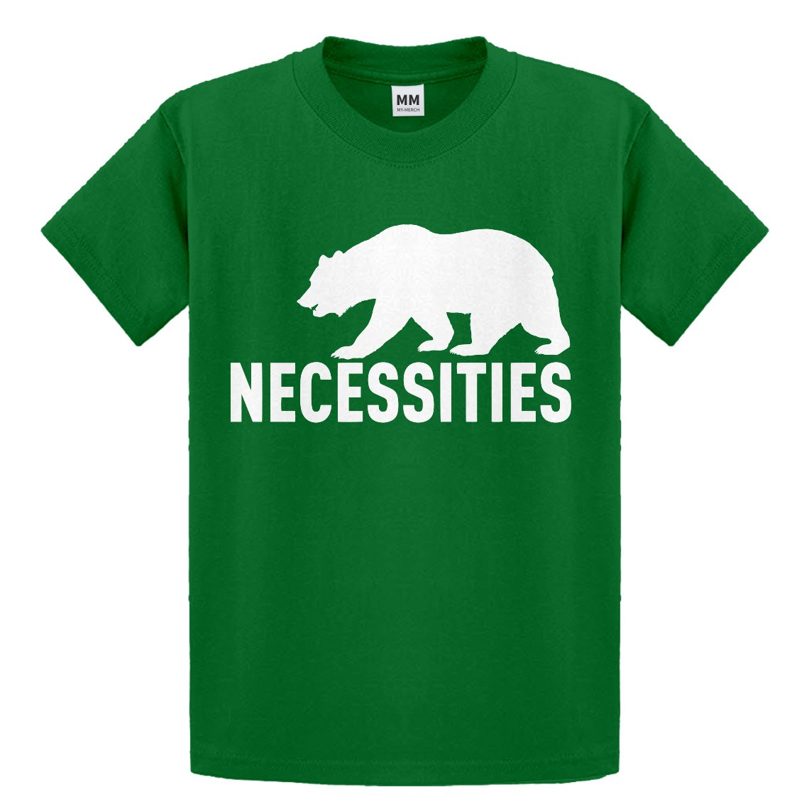 Indica Plateau Youth Bear Necessities Kids T-Shirt