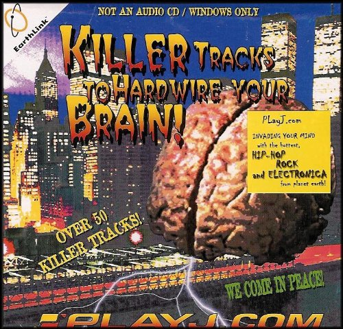 Killer Tracks to Hardwire Your Brain! Invading Your Mind with the Hottest Hip-hop, Rock and Electronica [Not An Audio CD / Windows Only] pdf epub