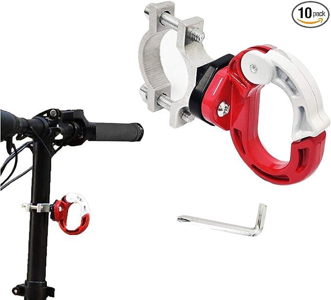 Bicycle Claw Hook Motorcycle Handlebar Luggage Storage Bag Helmet Hanger Holder