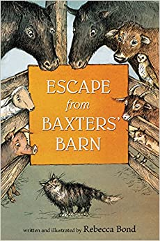 Image result for ESCAPE FROM BAXTER'S BARN