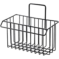 DENSITY COLLECTION Stainless Steel Bathroom Shower Caddy, Bathroom Shelf Wall Hanging Storage Organizer Kitchen Rack with Shampoo, Soap Holder and Towel Rack Hanger