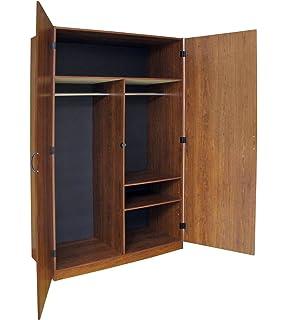 Amazon.com - Armoire Wardrobe Storage Cabinet - Bedroom Armoires