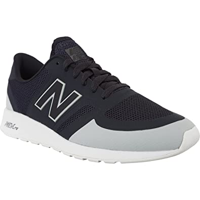 New Balance MRL420 Black Shoes Low top trainers XrbupPAW