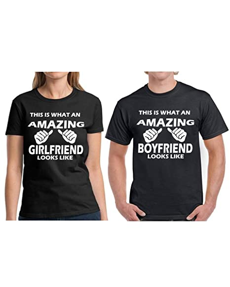 53bdc1a2f Vizor Couples Shirts for Best Boyfriend Ever Best Girlfriend Ever Shirt  Matching Couples Gift Ideas Black