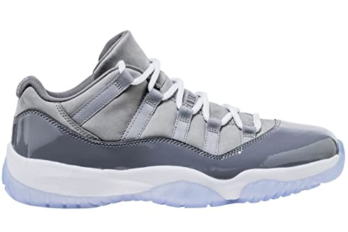 9369f0b464e58 Nike AIR Jordan 11 Retro Low  Cool Grey  - 528895-003  Amazon.ca ...