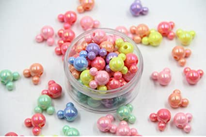 8-16mm Acrylic pearl pendant beads DIY Jewelry Making Earring Bracelet Necklace