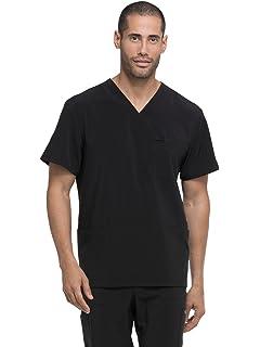 887bc7dddc1abd Amazon.com: Dickies EDS Signature Men's V-Neck Top: Medical Scrubs ...