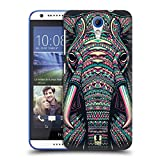 Head Case Designs Elephant Aztec Animal Faces 2 Hard Back Case for HTC One M8 / M8 Dual Sim
