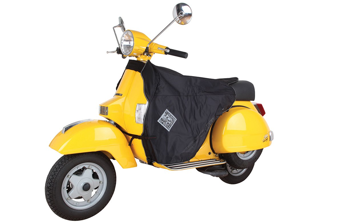 one size Tucano Urbano R170N Termoscud legcover for scooter black